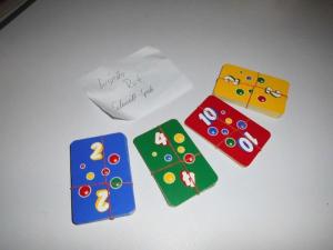 Ligretto - Rot - Schmidt - Kartensatz Rot