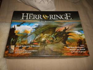 Herr der Ringe - Der Ringkrieg - 1te Edition - Phalanx