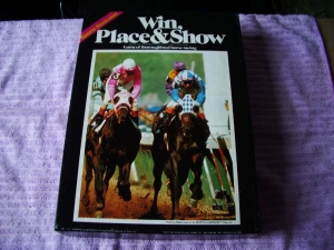 Win, Place & Show  Avalon Hill