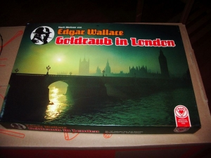 Goldraub in London Edgar Wallace - ASS