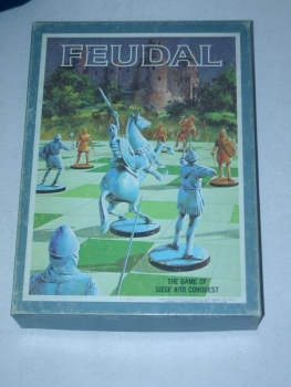 Feudal  Avalon Hill