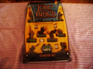 The Lord of the rings (tradebale miniatures Game)  Combat Hex