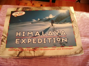 Himalaya Expedition  Troyat Spiel