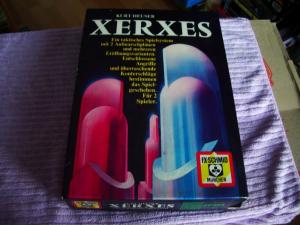 Xerxes - E-Serie - FX Schmid - Blaue Version