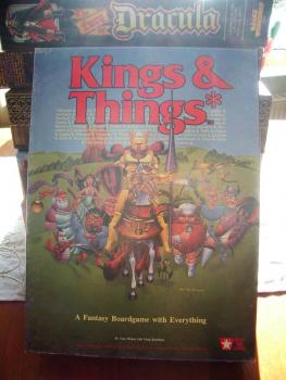 Kings & Thinks  Games Workshop