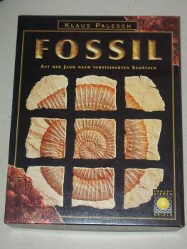Fossil - Goldsieber