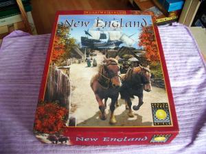 New England  Goldsieber