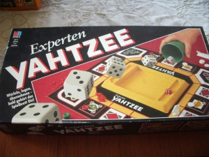 Experten Yahtzee - MB