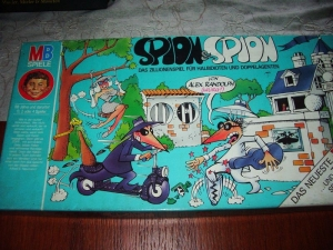 Spion & Spion  MB
