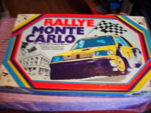 Rally Monte Carlo - Spiele aus Regensburg