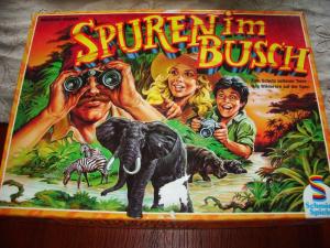 Spuren im Busch  Schmidt