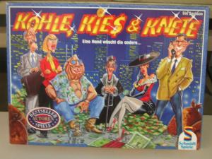 Kohle,Kies & Knete - Schmidt