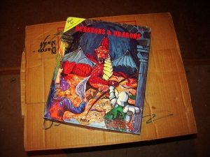 Dungeons & Dragons - TSR