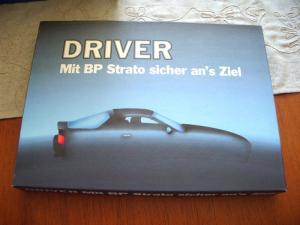 Driver BP Werbespiel