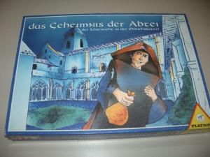 Das Geheimnis der Abtei Piatnik