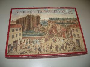 Das Revolutionsspiel von 1791 Insel Verlag