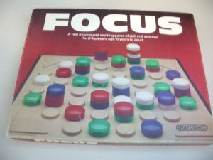 Focus Spear - englische Version