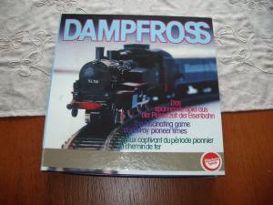 Dampfross - Bütehorn - 1979