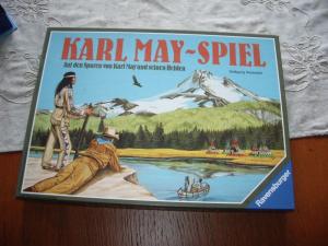 Karl May Spiel - Ravensburger