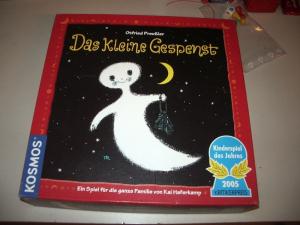 Das kleine Gespenst - Kosmos - Kinderspiel des Jahres 2005