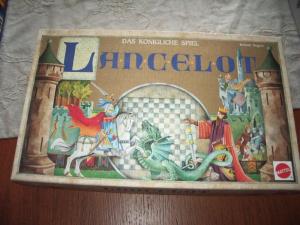Lancelot - Mattel