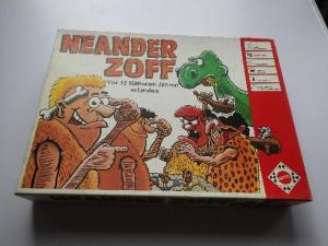 Neander Zoff - Mattel