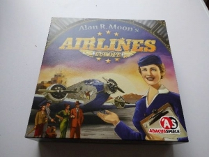Airlines Europe - Abacus Spiele