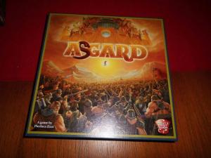 Asgard - englisch - ungespielt - Whats your Game