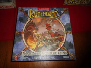 Runebound - Insel des Schreckens - deutsch - Zweite Auflage - FFG