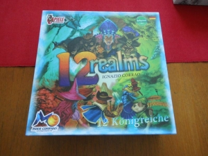 12 Realms - SpieleSchmiede/Mage Company