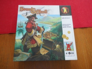 Sword & Skulls - englisch - Avalon Hill