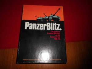 Panzer Blitz - Bookcase - Avalon Hill