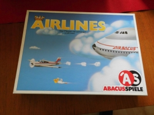 Airlines - Abacus - 1990