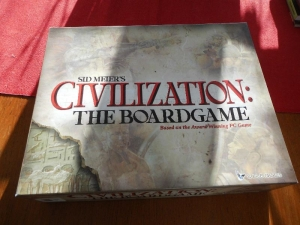 Sid Meiers CIVILIZATION - The Boardgame - englisch - Eagle Games