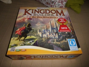Kingdom Builder - Queen Games