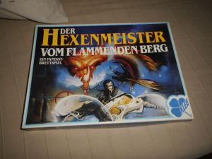 Der Hexenmeister vom flammenden Berg - Schmidt Spiele