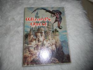 Wizards Quest - englische Version - Avalon Hill