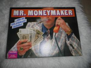 Mr. Moneymaker - Spear Spiele - 1981