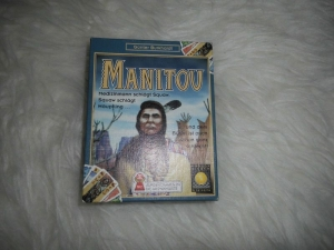 Manitou - Goldsieber