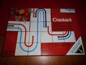 Contact - Ravensburger - 1970