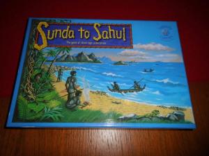 Sunda to Sahul - englisch - Sagacity Games