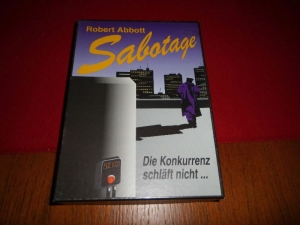 Sabotage - Franjos - Robert Abbott