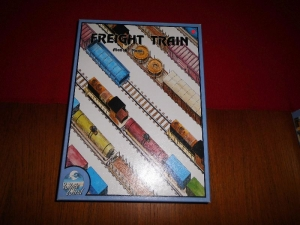 Freight Train - White Wind - Limitiert Nr 590