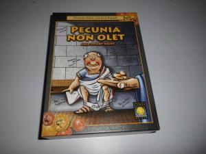 Pecunia Non Olet - Goldsieber