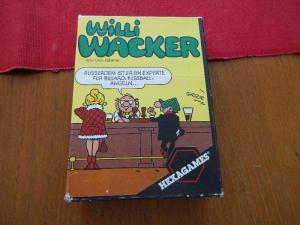 Willi Wacker - sehr Selten - Hexagames