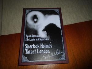 Sherlock Holmes Tatort London - Franckh - Kosmos
