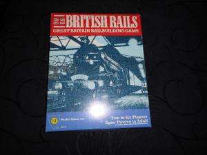 British Rails - ungespielt - Mayfair Games