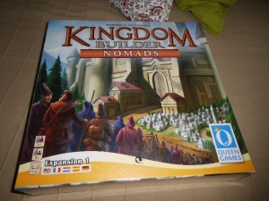 Kindgom Builder - Nomads-Erweiterung - Folie - Queen Games