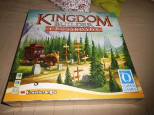 Kindgom Builder - Crossroads-Erweiterung - Folie - Queen Games
