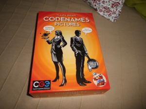 Codenames Pictures - Heidelberger